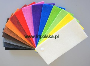 filc kolorowy Wrocław