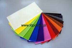 Filc kolorowy samoprzylepny